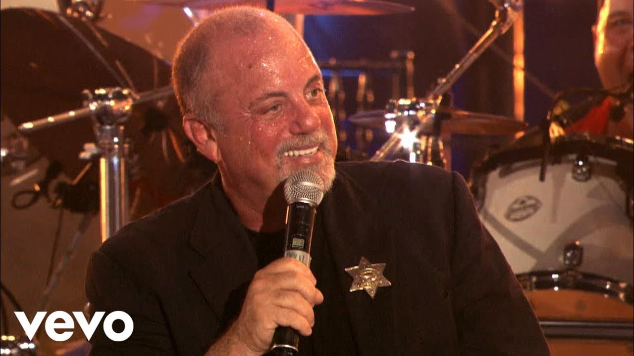 Billy Joel Let It Be From Live At Shea Stadium Ft Paul Mccartney Youtube