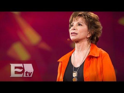 Isabel Allende te dice cómo vivir apasionadamente, sin importar la edad/ Entre Mujeres