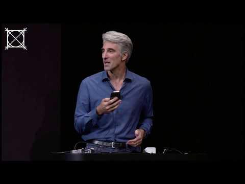 Craig's Full Demo of iOS 11 on iPhone X