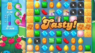 Candy Crush Soda Saga Level 868 - NO BOOSTERS