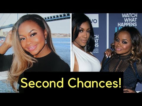 Is Bravo done with Phaedra Parks FOREVER!