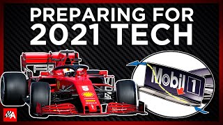How F1 Teams Are Already Preparing For 2021