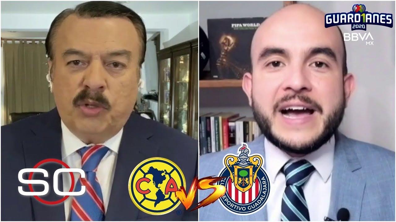 Los pronsticos de ESPN para el Clsico Amrica vs. Chivas