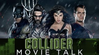 Collider Movie Talk - More Batman V Superman Fallout: Producer Shifts Role On DC Movies