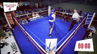 Strictly Business Boxing XV | Anthony Miller VS Lewis Brady