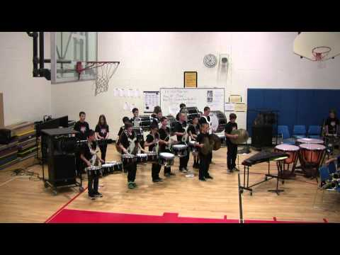 Conestoga Middle School Drum Line