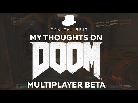 TotalBiscuit's thoughts on Doom Multiplayer Beta