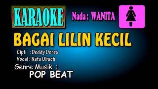 Download Lagu BAGAI LILIN KECIL Nafa Urbach [karaoke] mp3