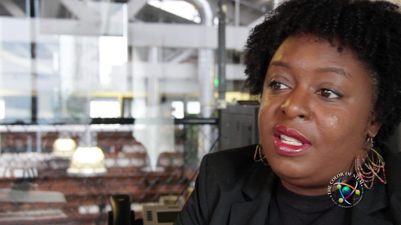 Color of STEM | Kimberly Bryant, Founder & Executive Dir. Black Girls CODE
