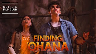 "Alex Aiono & Lindsay Watson Perform ""All The Ways"" Full Song | Finding 'Ohana | Netflix"
