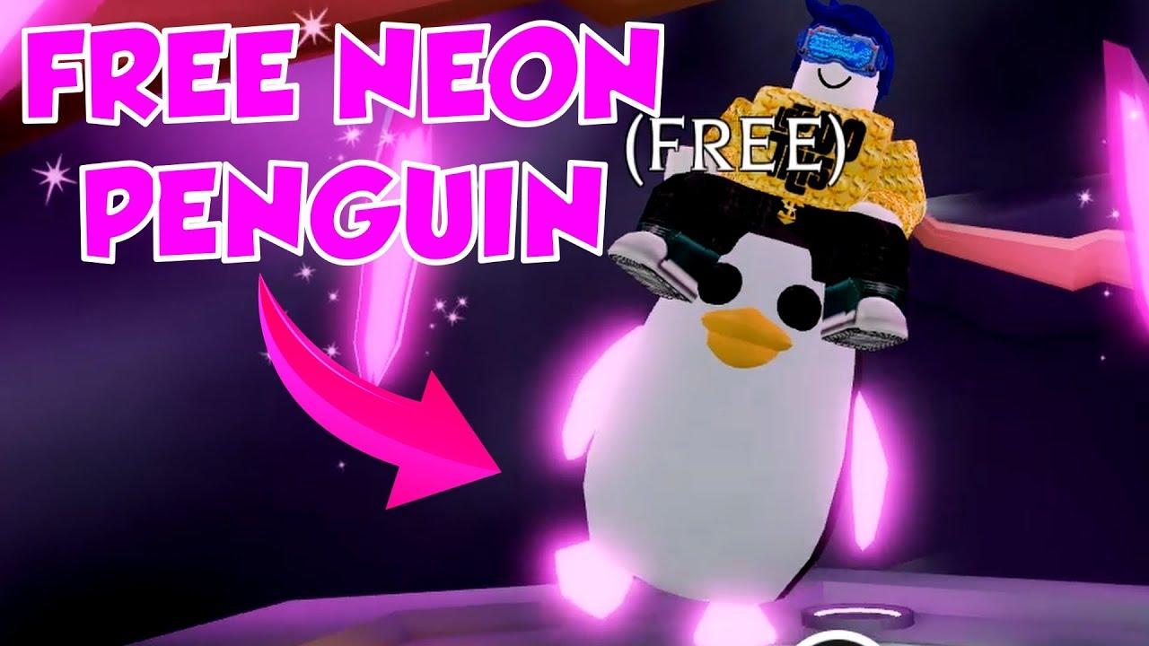 Roblox Adopt Me Neon Fennec Fox