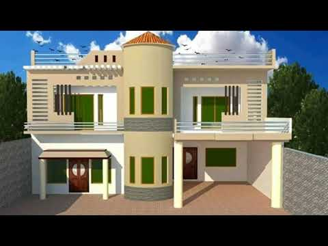 Civil Engineer And Builder Make Beautiful House Maps Design Youtube