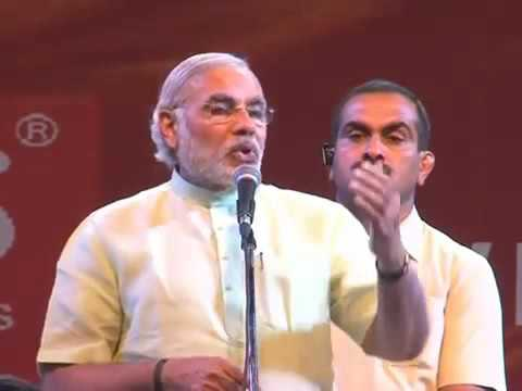 Prime Minister Narendra Modi Applaud's Sindhi Samaj