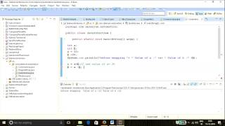 Selenium Interview Questions and Answers ~Java Programing Swap two Integer