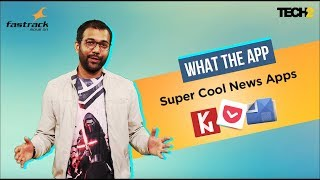 Super Cool News Apps | What The App screenshot 2