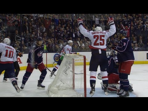 Eller, Capitals down Jackets in double overtime