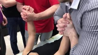 видео Массаж танцорам
