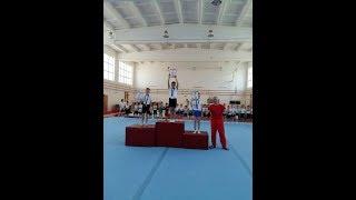 Соревнования по спортивной гимнастике 26 мая 2018 года - Минск