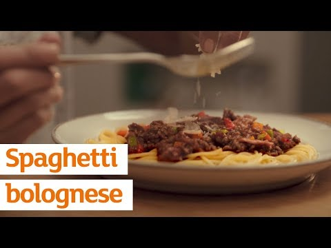 Spaghetti Bolognese - Little Twists | Sainsbury's