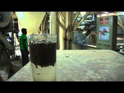 Krishibid Feed Limited floating feed video