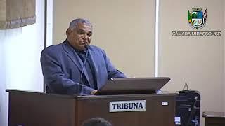 1ª Sessão Ordinária - Vereador Mineiro