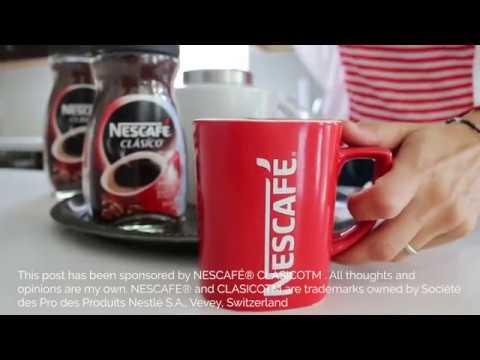 Un momento en familia con Nescafé