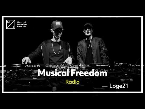 Musical Freedom Radio Episode 40 - Loge21