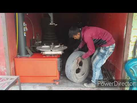 How To Tubeless Tire Repairing Puncture Repair Professional Manual Kit In Bangladesh By Pabitra Das