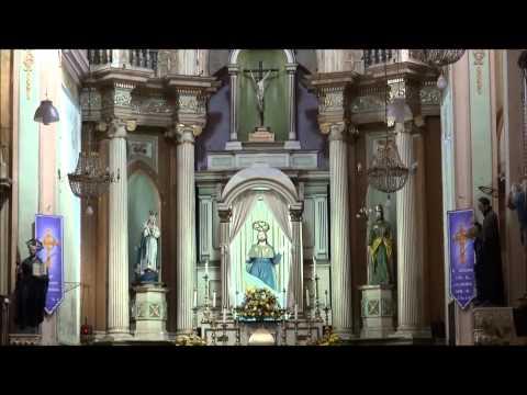 Queretaro mexico- City of Curches HD March 26th 2014