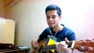 Anjaam | Ganjendra Verma | Guitar Cover | by Vijeyendra Bhardwaj