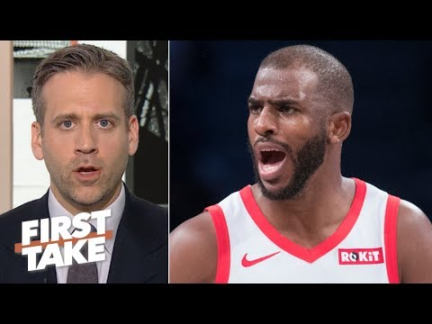 Chris Paul is no longer a great player – Max Kellerman | First Take