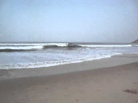 Cool Beach : Sagareshwar Konkan Beach Vengurla Sindhudurg, Maharashtra - Indian Beach Tourism Video