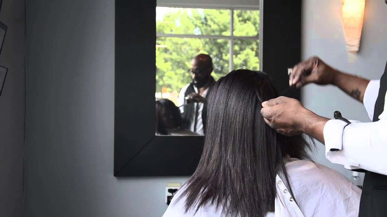 R Style Hair Studio: Perfect Silk Press And Hair Cut