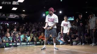 Found Nation vs Squadron [top 8]► .stance x Freestyle Session 2017 ◄ udeftour.org