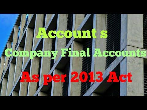 Corporate account s Company Account Proforma - YouTube