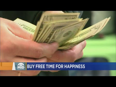 Study: Money Can Buy You Happiness, If Spent Correctly