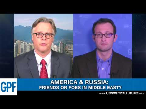 America and Russia: Friends or Foes in Middle East? | Jacob Shapiro Interview