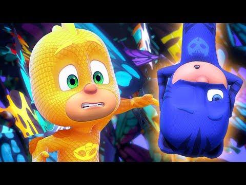 PJ Masks Episodes   PJ Masks Change Colors! 🎃 Halloween Special 🎃 Cartoons for Kids