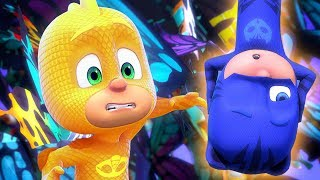 PJ Masks Episodes | PJ Masks Change Colors!  Halloween Special 2018  PJ Masks Official