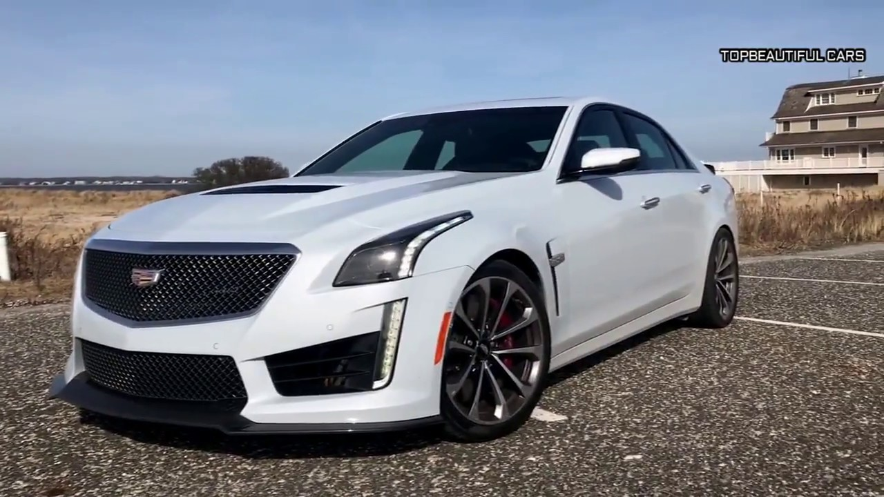 2019 Cadilac CTS V Redesign Interior Exterior - YouTube