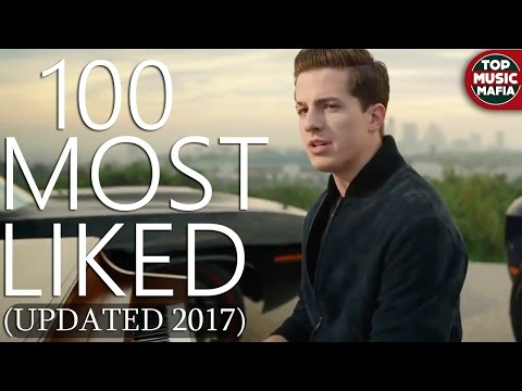 Top 100 Most LIKED Songs Of All Time March 2017 #1