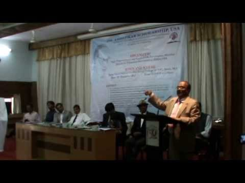 Dr Ambedkar Scholarship USA felicitation & Career guidance at Akola, MS, India