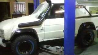 Landrover Discovery Off Road 4x4 Build