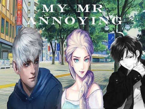 My Mr.Annoying part 14