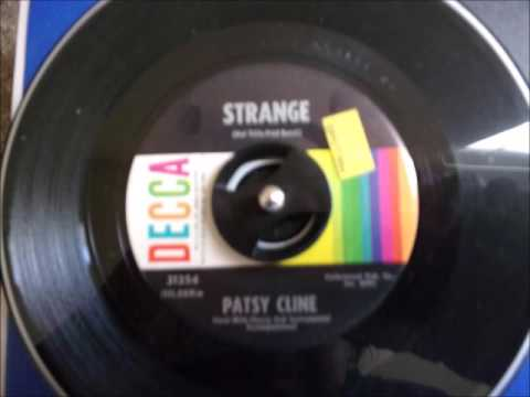 Strange - Patsy Cline