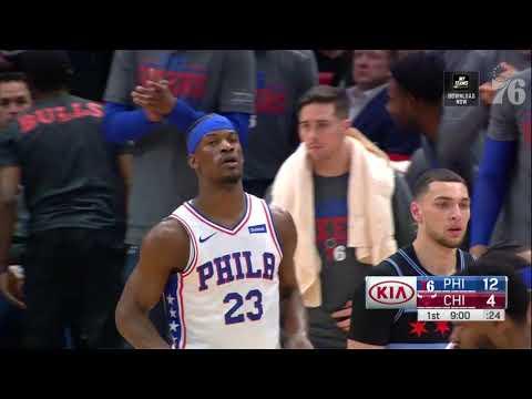 Jimmy Butler | Highlights vs Chicago Bulls (3.6.19)