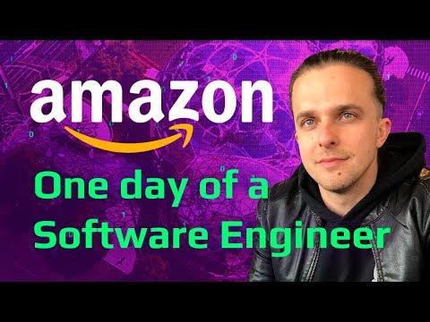 A day in the life of a Software Engineer @ Amazon | День программиста в США, Кремниевая долина