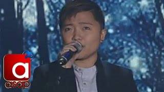 "Charice sings Frozen's ""Let It Go"" on ASAP"