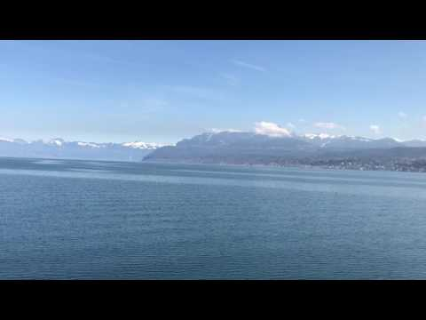 Thonon les bains to Lausanne