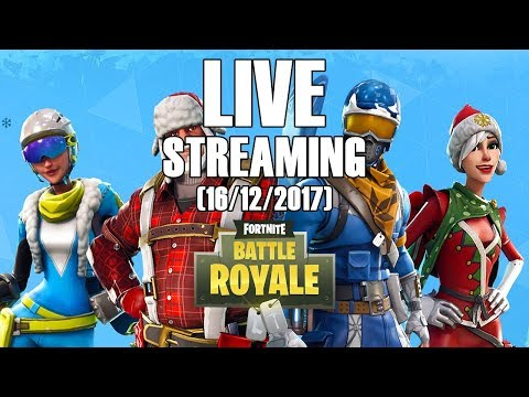 Live Streaming - Grinding Level Battle Pass Dimulai! - 16/12/2017